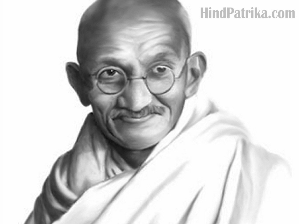 Long and Short Essay on Mahatma Gandhi in English