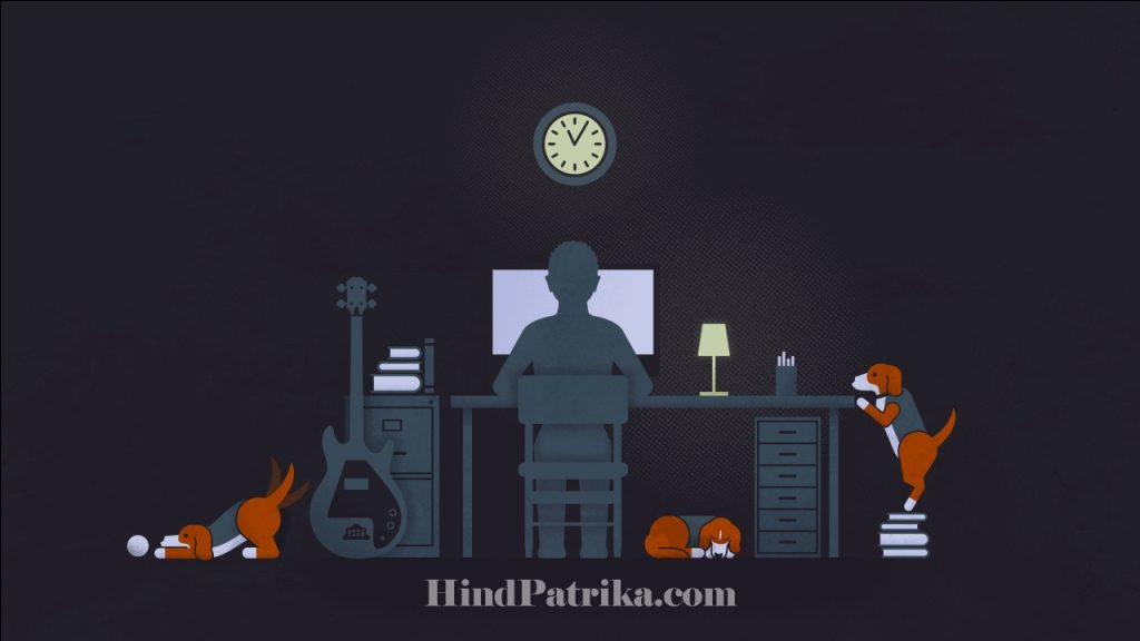 How to do Study in Hindi