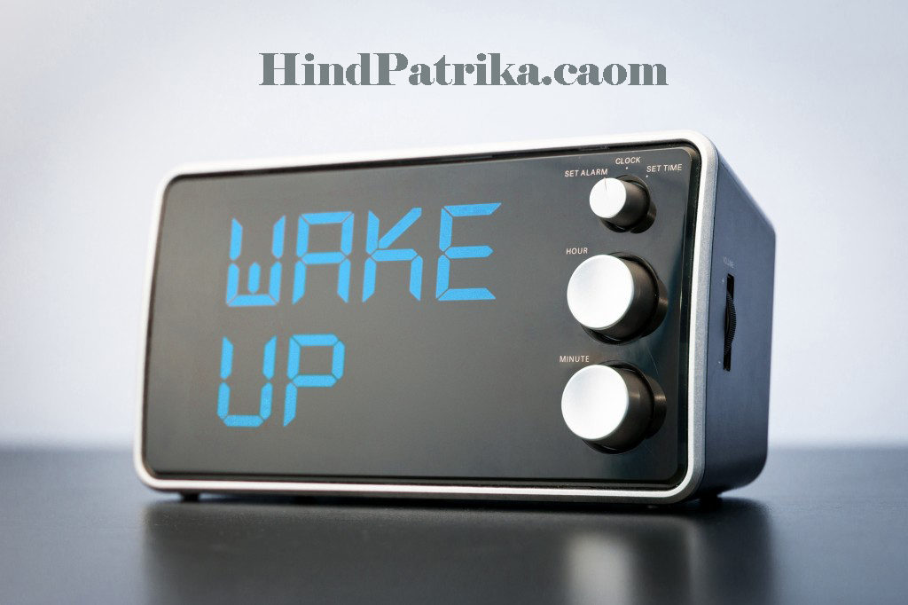 Easy Steps to Wake up early at 4:00 am