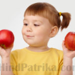 नन्ही परी और दो सेब