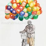 गुब्बारे बेचने वाले का नजरिया