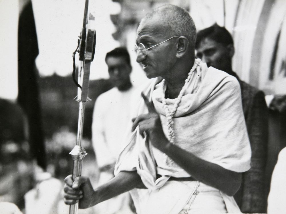 Mahatma Gandhi Information in Hindi
