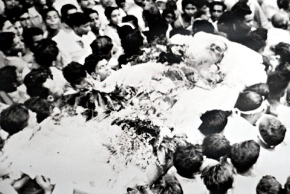 Rabindranath Tagore Death