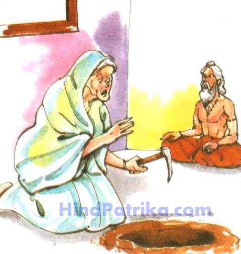 vidwa-ki-kismat-akbar-birbal-stories-in-hindi