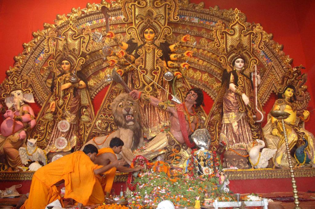 Durga chalisa in Hindi