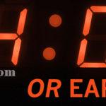 Easy Steps to Wake up early at 4:00 am | सुबह 4 बजे कैसे उठे?