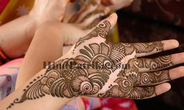 Mehndi Ki Design