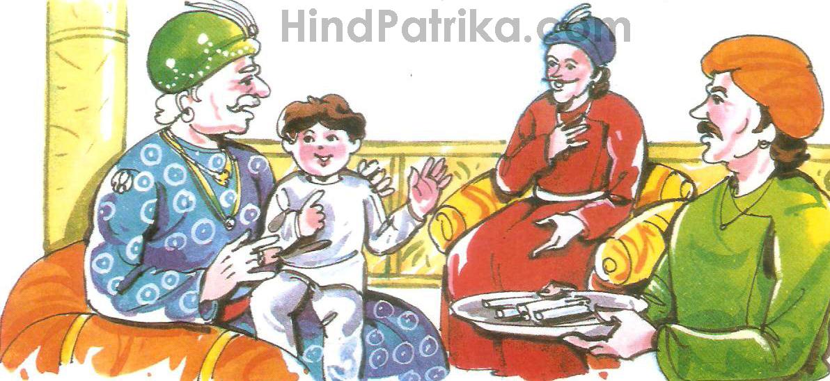Baal hath | Akbar Birbal Stories in Hindi