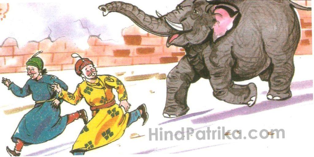 Sabse Acha Shastr | Akbar Birbal Stories in Hindi