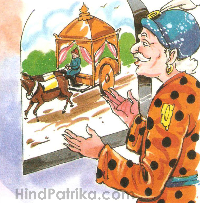 Aagyakaari Birbal   Akbar Birbal Stories in Hindi