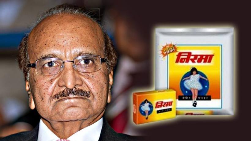 Nirma Success Story of Karasanbhai Patel
