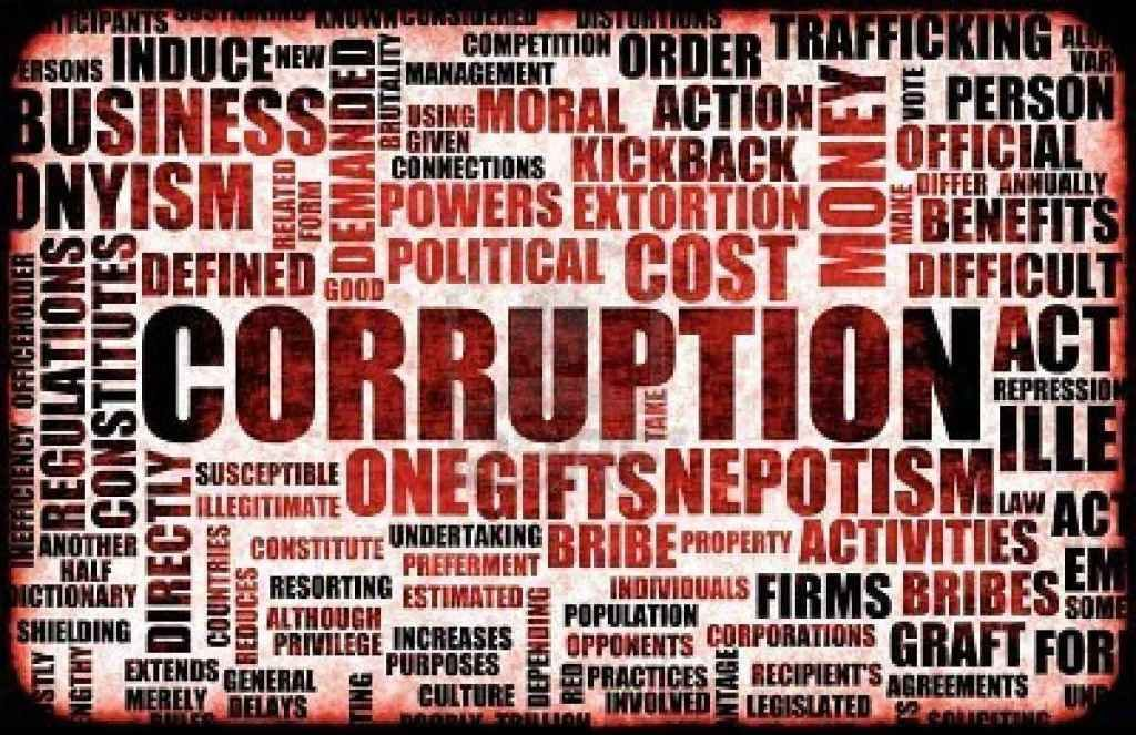 Slogans in Hindi on Corruption