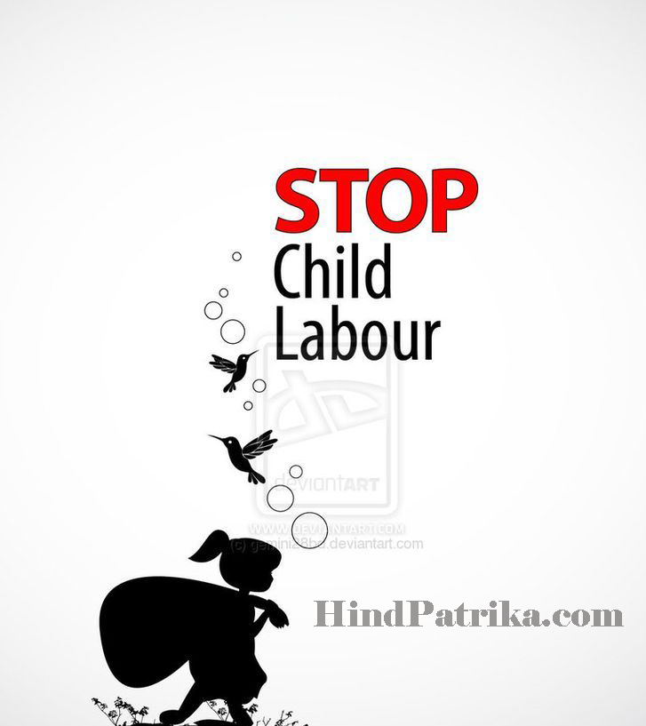 conclusion of child labour Although child labor is a violation of human rights, it is a necessary act in many countries at least 250 million children between 5 and 14 are involved in child labor in the world today.