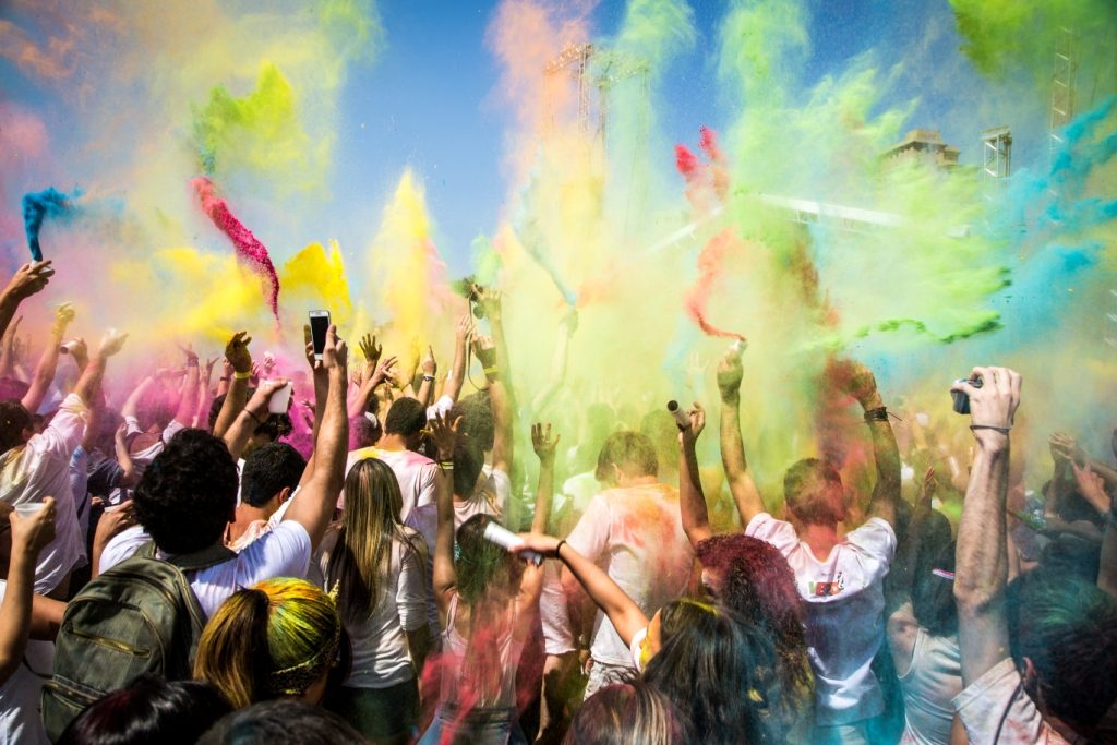 Happy Holi Messages in Hindi