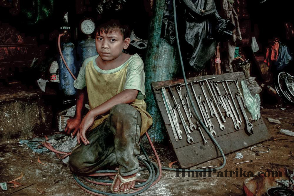 Save Child Labour Slogans