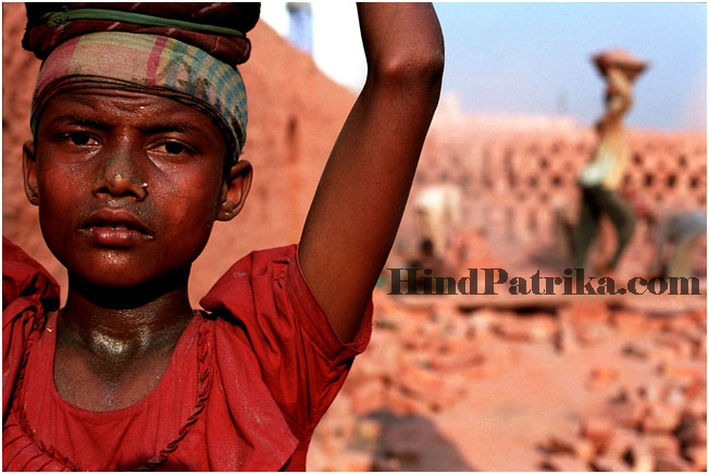 Slogan for Child Labour in Hindi