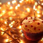 Birthday Images for Friend with Cake
