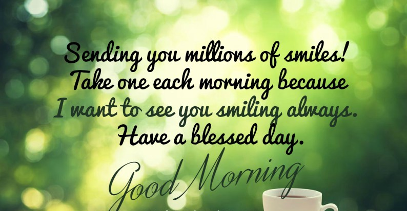Pic of Good Morning Wishes