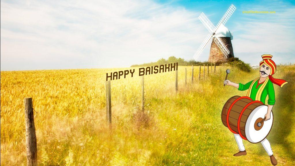 Baisakhi Festival in Hindi