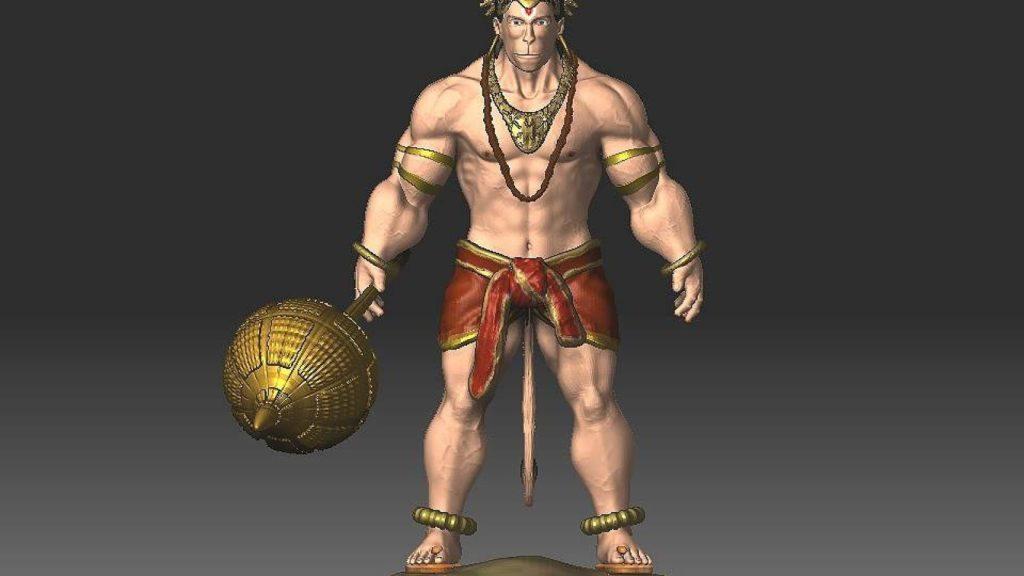 Hanuman Jayanti Essay in Hindi