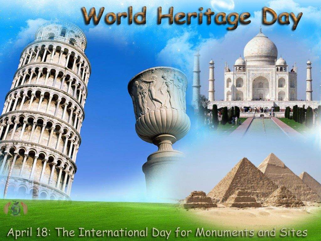 World Heritage Day Essay in Hindi