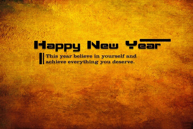 Happy New Year Greeting Pictures
