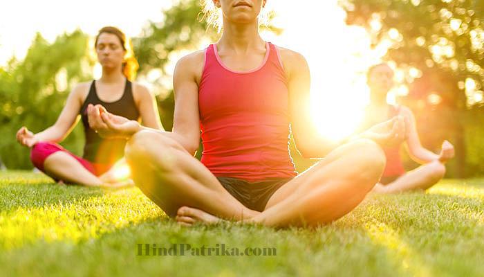 Antrashtriya Yoga Diwas