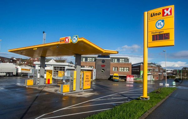 norway petrol pump