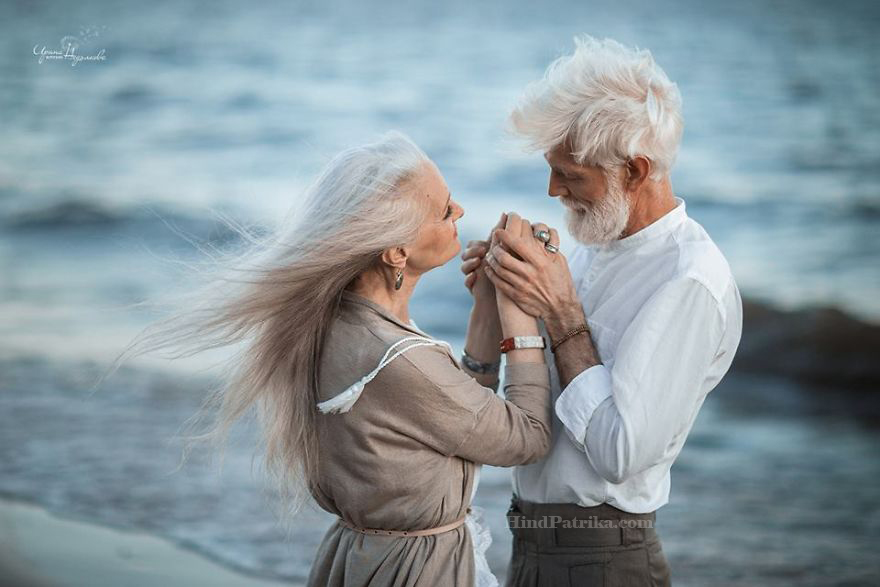 Most Emotional Story of Old couples in love