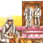 मदर का सत्याग्रह