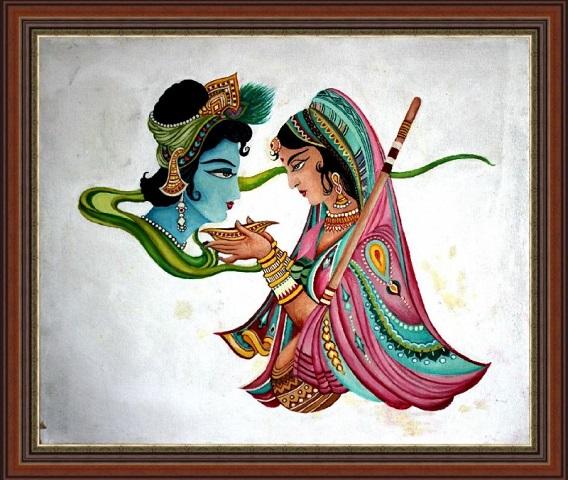 Mirabai painting Images