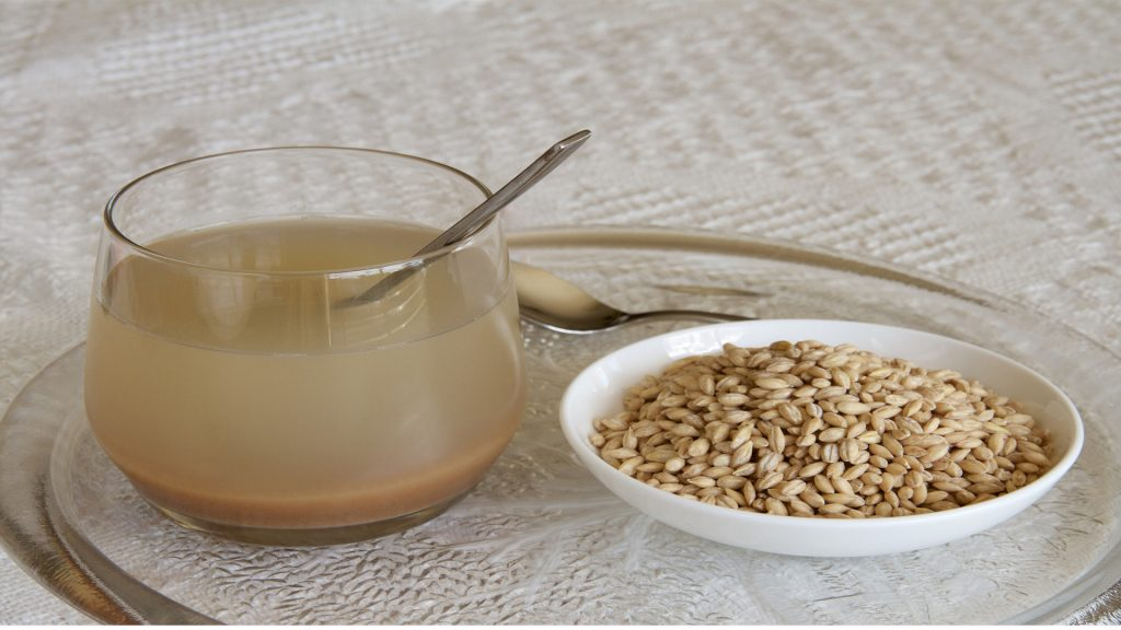 barley water in hindi