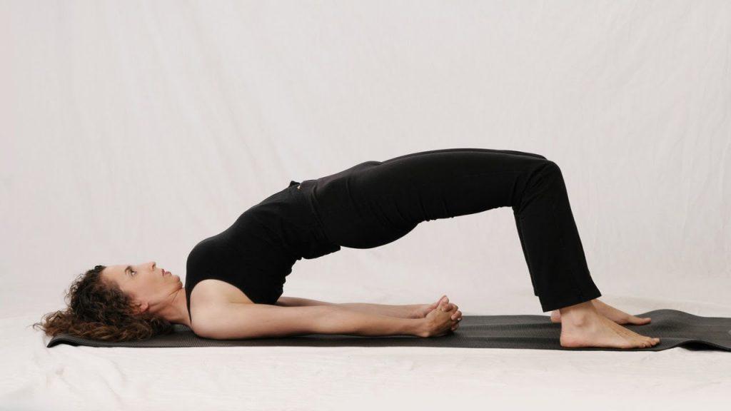 सेतुबंधा योगासन