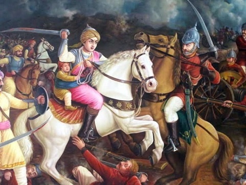 rani laxmibai fought against britishers