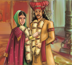 rani laxmibai marriage